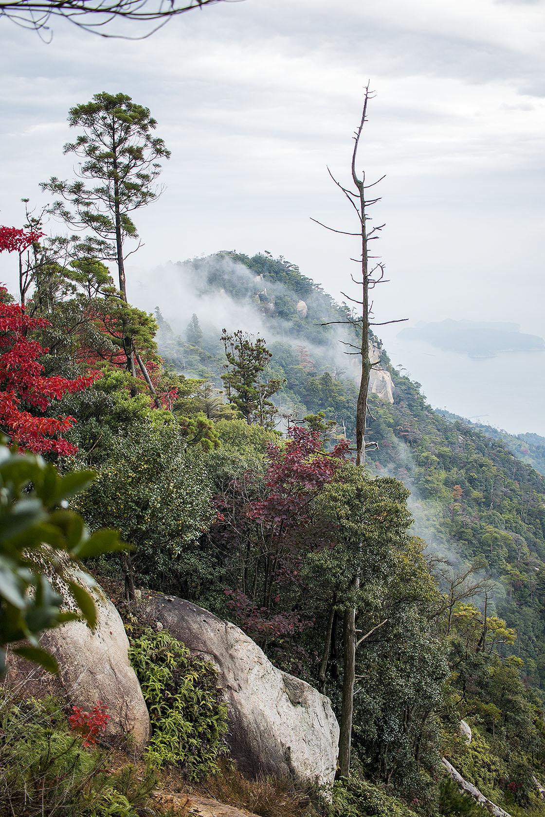 Mt. Misen, Miyajima